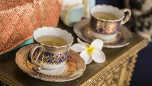 Picture of Two Tea Cups and Saucers | Tara Massage