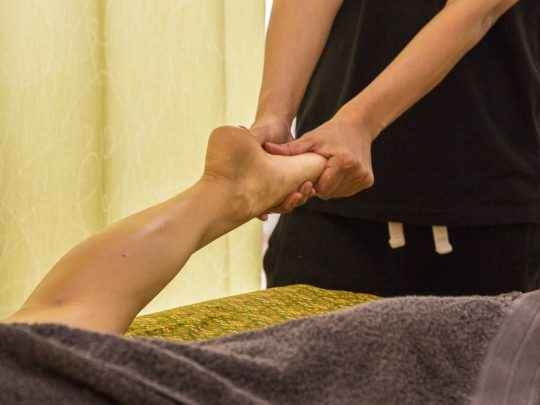 Reflexology | Tara Massage